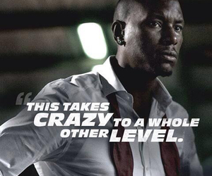 fast and furious and tyrese gibson image