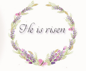 easter, jesus, and life image