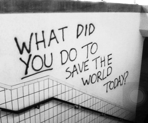 world, quotes, and save image