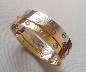 cartier, gold, and bracelet image