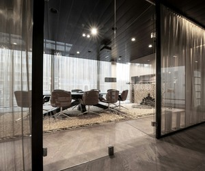 conference room, elegant, and office image