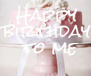 birthday, birthday cake, and happy birthday image