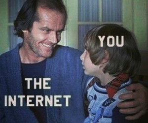 internet, grunge, and funny image
