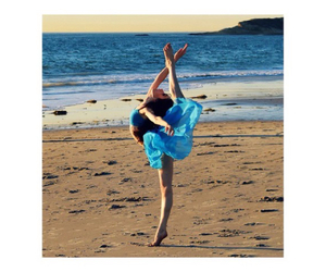 blue, dance, and flexible image