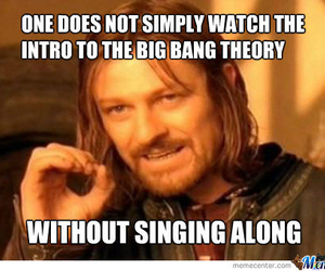 funny, awesome, and big bang theory image