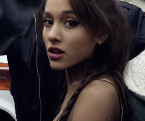ariana grande, beautiful, and one last time image