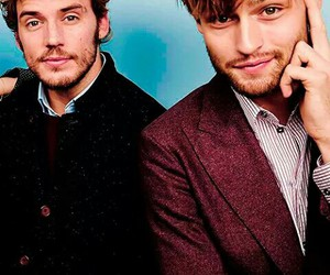 douglas booth and sam claflin image