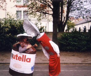 nutella, costume, and funny image