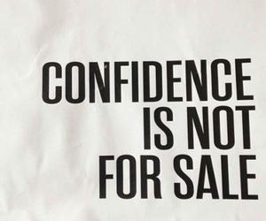 quotes, confidence, and sale image
