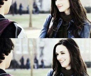 allison, smile, and teen wolf image