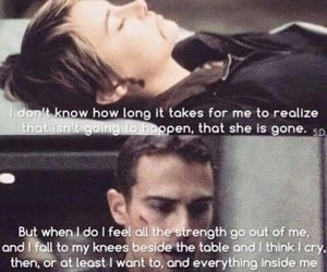 book, tris prior, and allegiant image