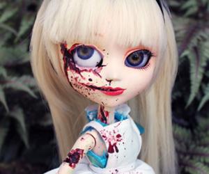 alice, pullip, and zombie image