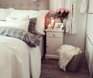 girls, girly, and room image