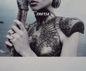 freya and norse mythology image