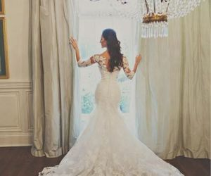 bridal, marriage, and romance image