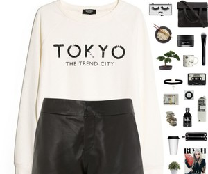 clothes, Polyvore, and outfit image