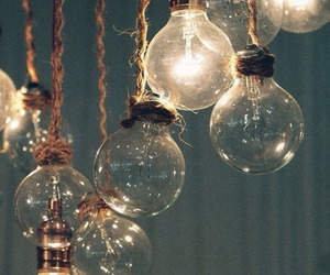 light, vintage, and hipster image