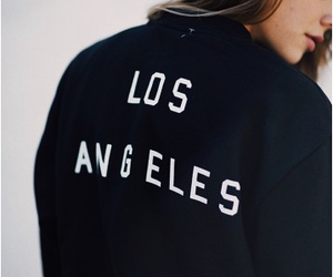 fashion, girl, and los angeles image