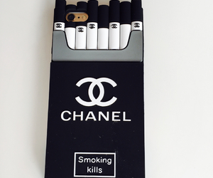 beautiful, case, and chanel image