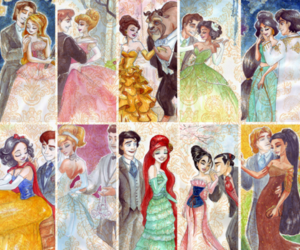 disney princess and taija vigilia image