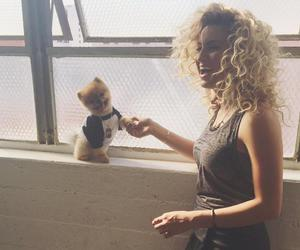 dog, puppy, and tori kelly image