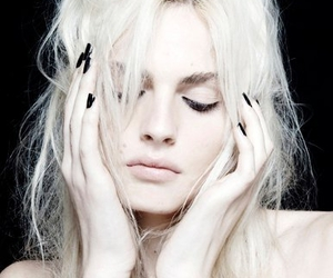 model, andrej pejic, and blonde image