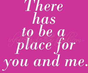 Lyrics, air supply, and a place for you and me image