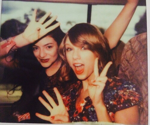 Taylor Swift, lorde, and taylorswift image