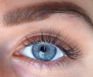 blue and eyes image