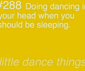 dance, ballet, and little dance things image