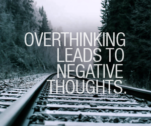 overthinking image