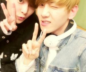 exo, xiumin, and baekhyun image