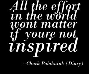 quote, chuck palahniuk, and diary image