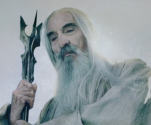 lord of the rings, LOTR, and saruman image