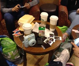 cambridge, coffee, and evening image