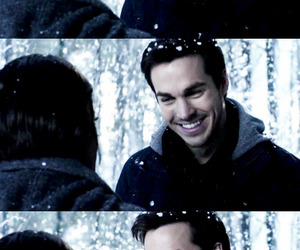 the vampire diaries, tvd, and chris wood image