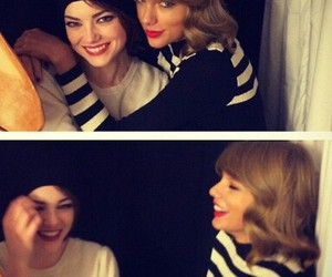 emma stone, idols, and Taylor Swift image