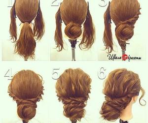 hair, do, and girl image