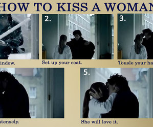 sherlock, kiss, and sherlock holmes image