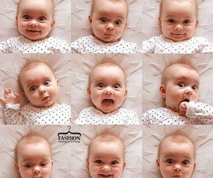 baby, smile, and child image