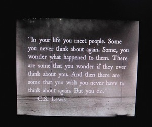 cs lewis, grunge, and life image