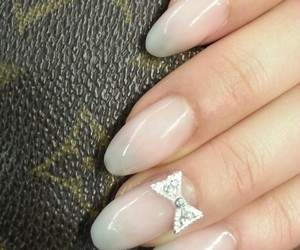 french, Louis Vuitton, and nails image