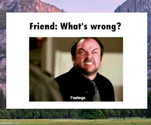 crowley, favourite, and feelings image