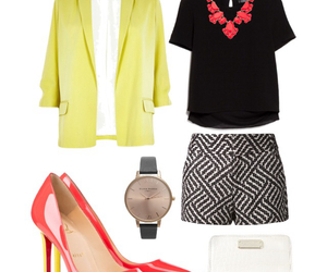 chic, christian louboutin, and class image