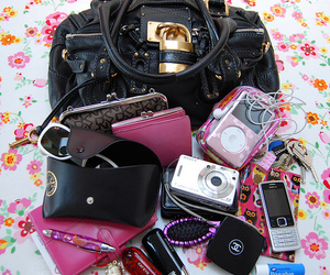 accessories and purse image