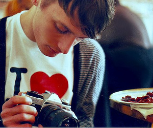 boy and camera image