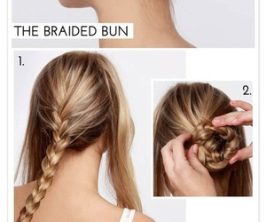 Best, braided, and hairstyles image