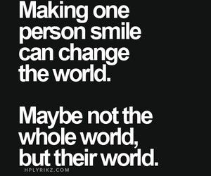 quotes, smile, and sayings image