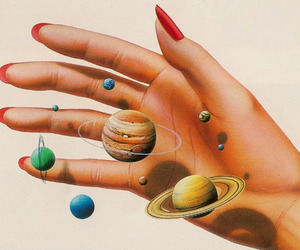 art, disegni, and universe image