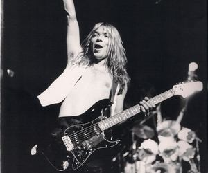 Dave Murray and iron maiden image